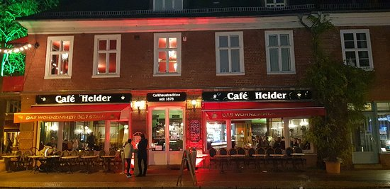 Café Und Restaurant Heider Bild Von Cafe Heider Potsdam Tripadvisor