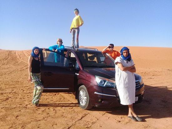 Transport Maroc
