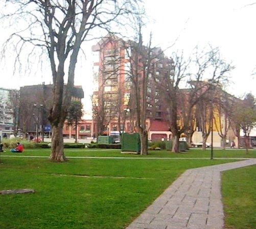 Plaza Manuel Recabarren