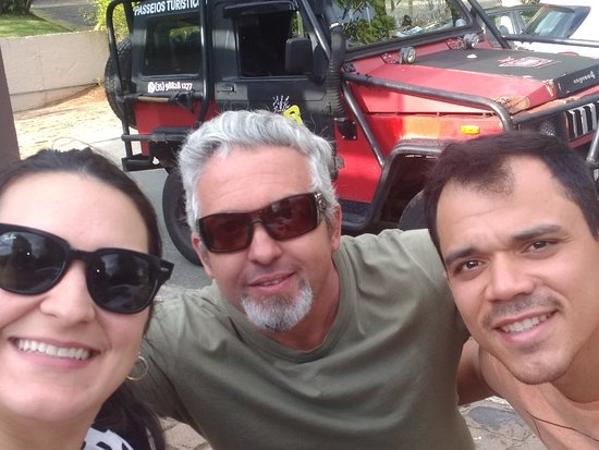 Jeep Tour Pocos de Caldas