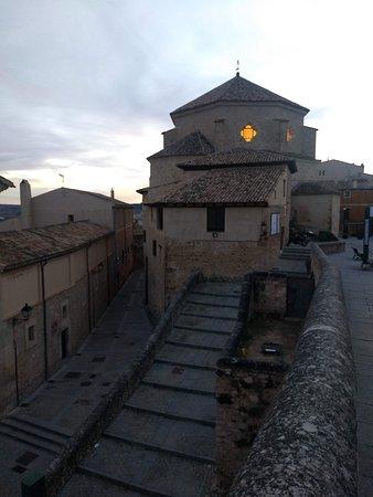 Cuenca, Španija: Picturesque building