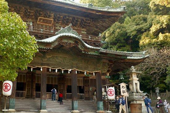 Kotohira-gu Shrine Asahi no Yashiro