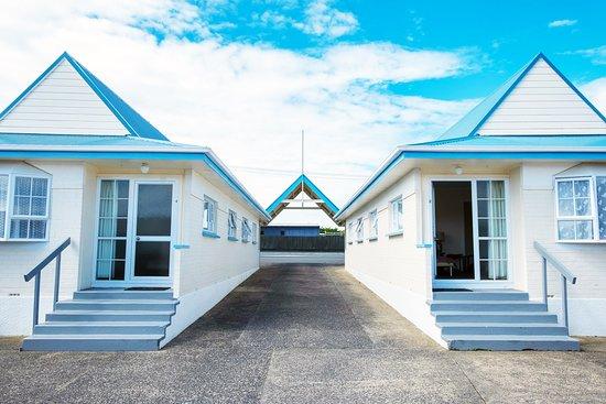 Beach Lodge Motel: Two bedroom units