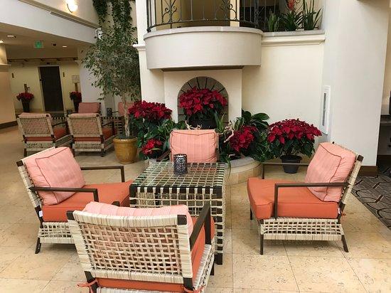 Hyatt Regency Westlake: So cozy!