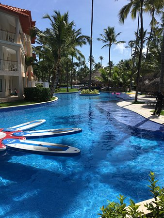 Majestic Elegance Punta Cana: One of many pools. You will spend a lot of time here.