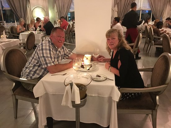Majestic Elegance Punta Cana: French dining in class