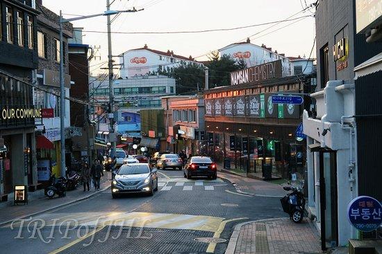 Gyeongnidan-gil Road