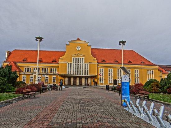 Dworzec kolejowy Legnica
