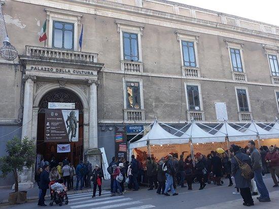 Palazzo Della Cultura
