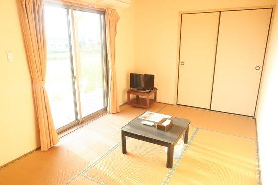 Tokunoshima, Japão: 和室