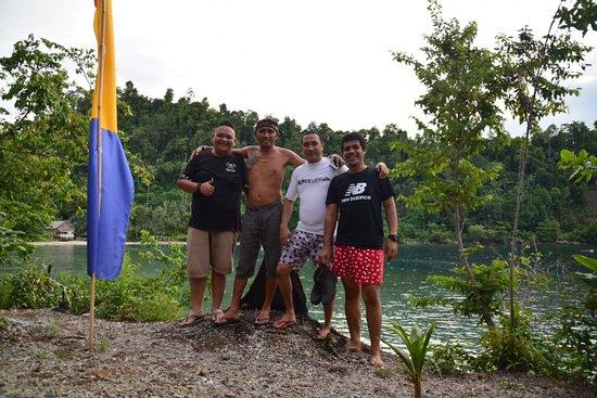 Poso Scuba kanawu, central sulawesi , Indonesia