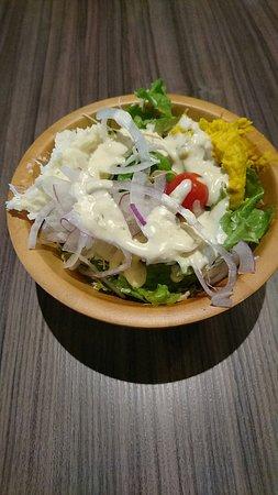 サラダです。