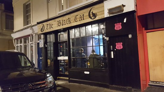 Black Cat Micropub