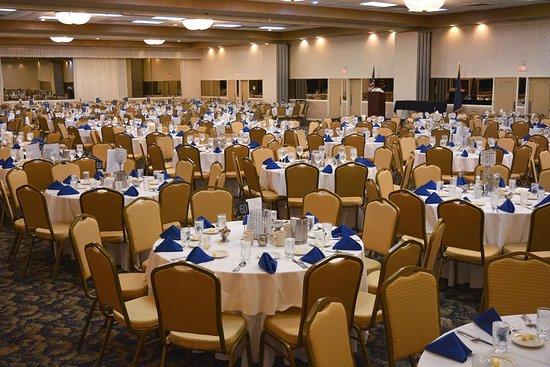 Clarion Hotel Philadelphia International Airport: Presidential ballroom