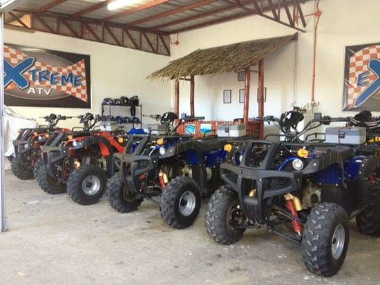 ATV Extreme Adventure Tour