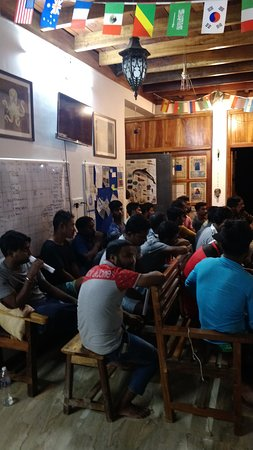 Gypsy Divers Arranged 3 Days intense Program of Life saving CPR & Emergency action plan & First Aid for local island boys who always into waters for work .