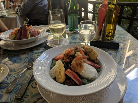 Amalia Cafe: Two tasty choices you might consider
