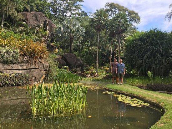 Burle Max Gardens
