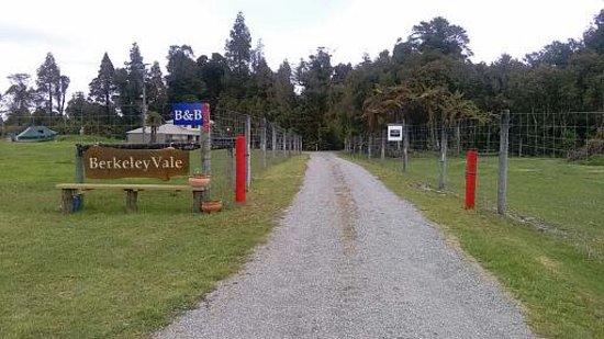 Kumara, Nouvelle-Zélande : The Entrance.