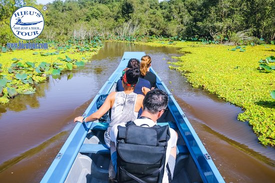 Get closer nature in Tra Su Forest | Hieutour's day - www.hieutour.com +84939666156 contact@hieutour.