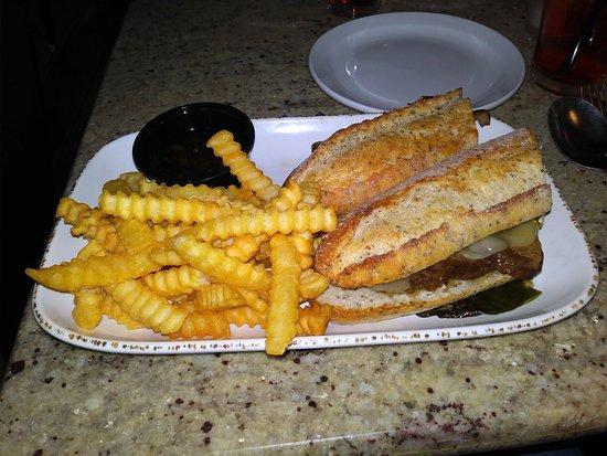 Ridley Park, PA: Steak Sandwich