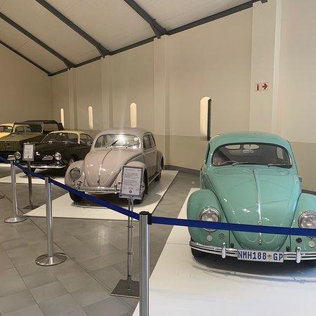 Motormuseet i Franschhoek-bild