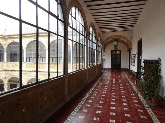 Убеда, Испания: En våning upp