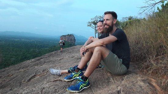 Sunrise at Pidurangala Rock