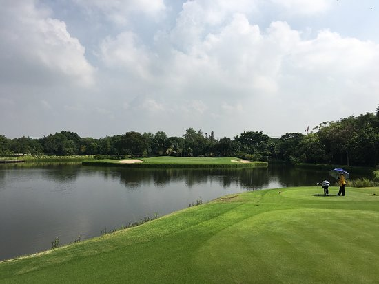 Krungthep Kreetha Golf Course