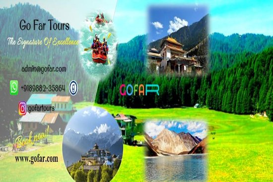 Go Far Tour and Travel Management Company