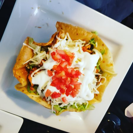 Taco salad.