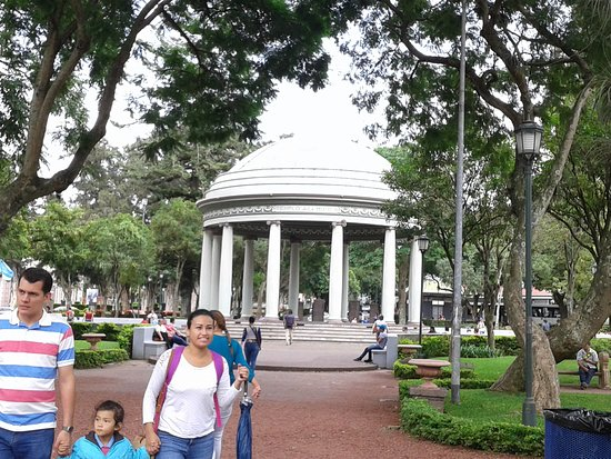 San Jose Metro, Costa Rica: Templo de la Música.