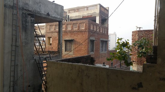 Hotel City Park Amritsar: Awful view from room