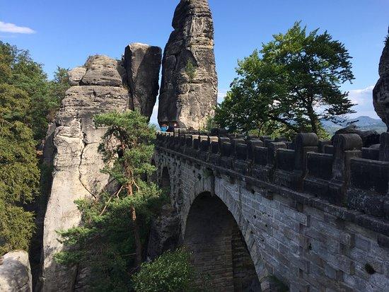 Bastei Saxony Bridge