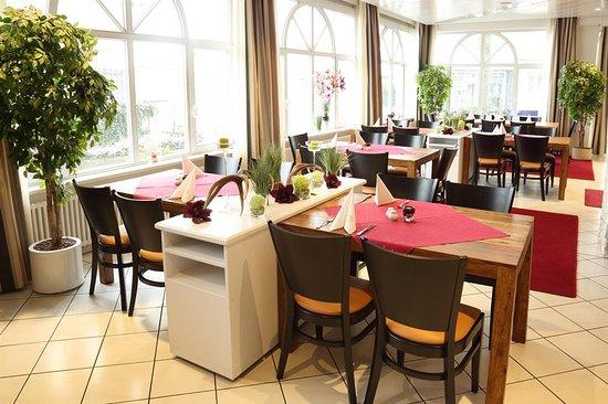 Langenau, Alemania: Restaurant