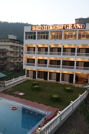Tapovan, India: Amazing plc Rishikesh grand