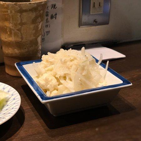 Favourite yakitori place.