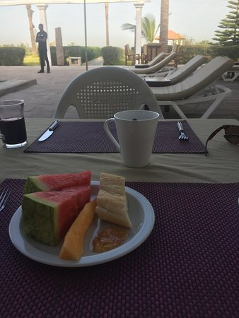 Breakfast :)