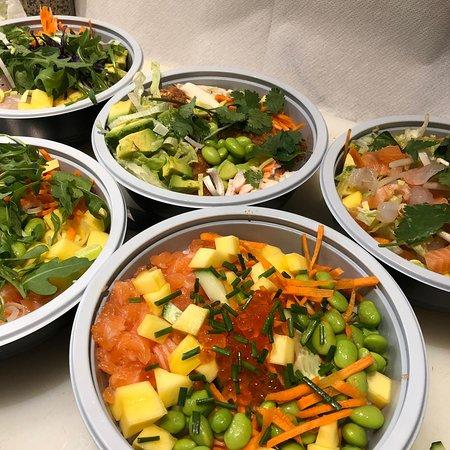 Bols et salades