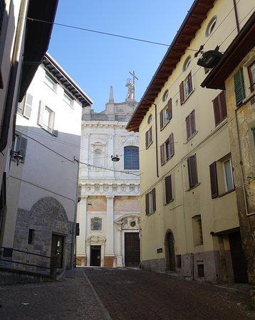 Chiesa di Sant'Alessandro della Croce, Bergamo