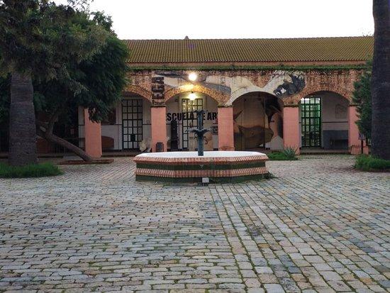 Escuela de Arte Leon Ortega