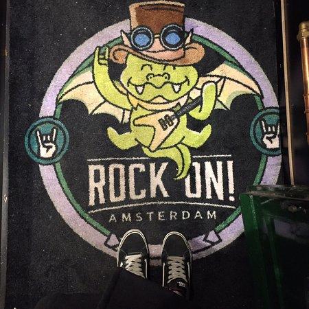 Rock On! Amsterdam