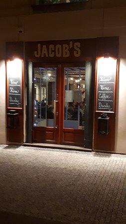 Jacob's Restaurant: Jacobs Exterior