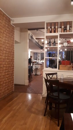 Jacob's Restaurant: Dining Area