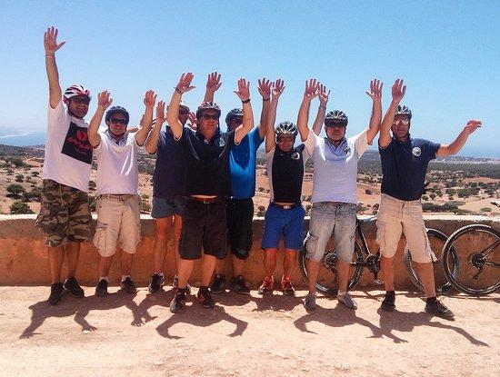 Agadir Bike Evasion