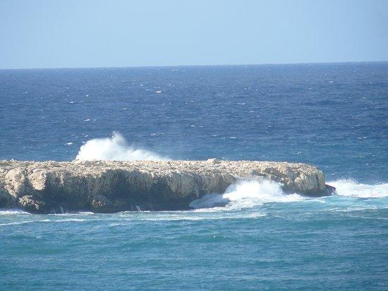 Paphos, Cypern: פינת חמד לאורך המסלול