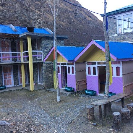 Rambling tea house