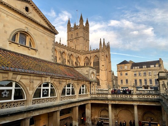 Stonehenge, Windsor Castle, and Bath from London: Bath