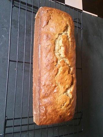 Senatobia, MS: Spahn House Original Pumpkin Ginger Bread Loaf