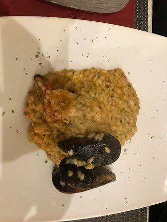 Barcollo Oscar: Seafood risotto